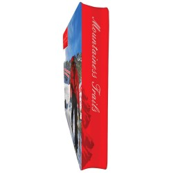 15 ft. Wallbox – 10 ft h Trade Show Display Graphic Package