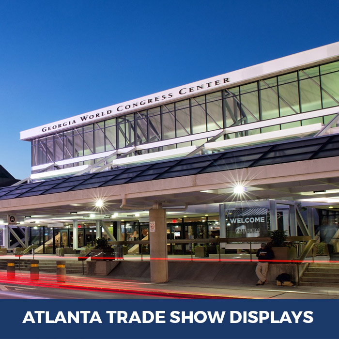 Trade Show Displays Atlanta - Pop Up Banner Stands in Atlanta, GA