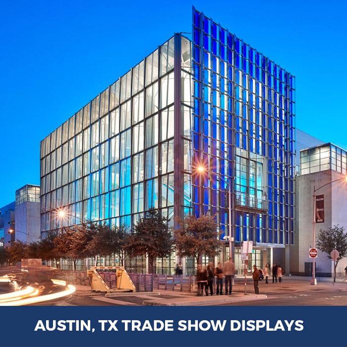 Trade Show Displays Austin, TX - Pop Up Banner Stands in Austin, TX