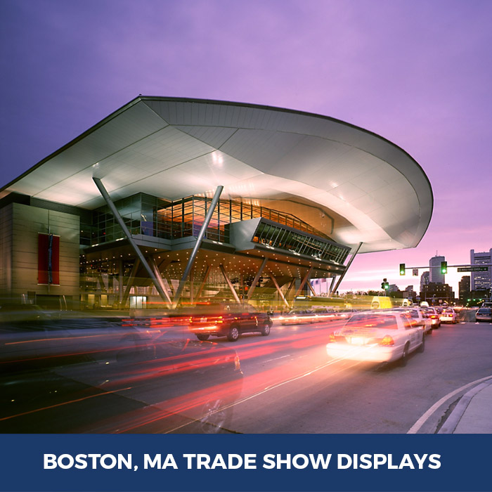 Trade Show Displays Boston, MA - Pop Up Banner Stands in Boston, MA
