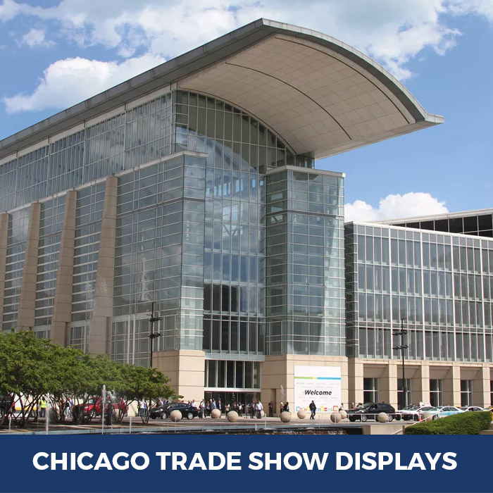 Trade Show Displays Chicago - Pop Up Banner Stands in Chicago, IL