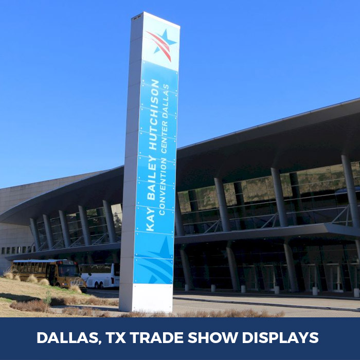 Trade Show Displays Dallas, TX - Pop Up Banner Stands in Dallas, TX