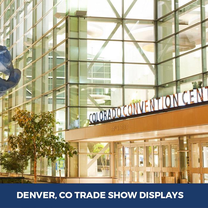 Trade Show Displays Denver, CO - Pop Up Banner Stands in Denver, CO