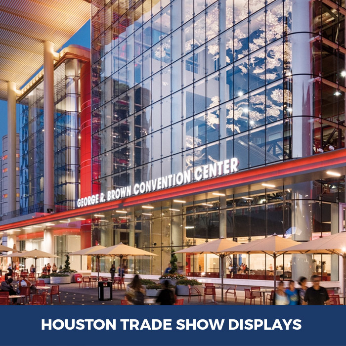 Trade Show Displays Houston, TX - Pop Up Banner Stands in Houston, TX