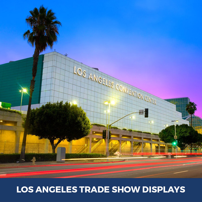 Trade Show Displays Los Angeles, CA - Pop Up Banner Stands in Los Angeles, CA