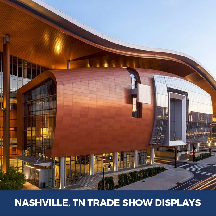 Trade Show Displays Nashville, TN - Pop Up Banner Stands in Nashville, TN
