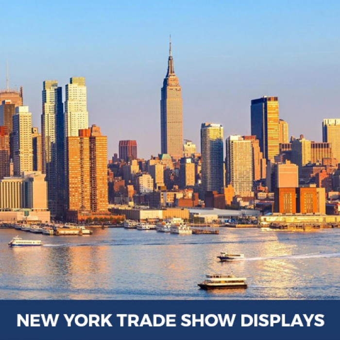 Trade Show Displays New York - Pop Up Banner Stands in New York, NY