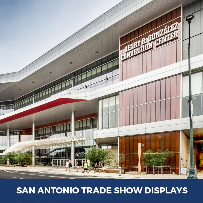 Trade Show Displays San Antonio, TX - Pop Up Banner Stands in San Antonio, TX