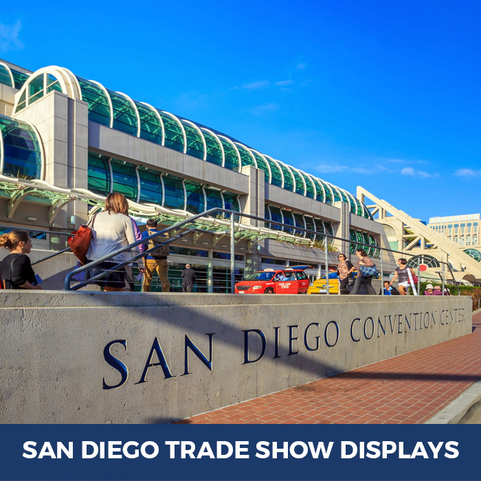 Trade Show Displays San Diego - Pop Up Banner Stands in San Diego, CA