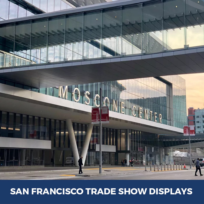 Trade Show Displays San Francisco, CA - Pop Up Banner Stands in San Francisco, CA