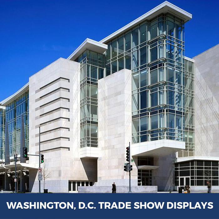 Trade Show Displays Washington, D.C. - Pop Up Banner Stands in Washington, D.C.